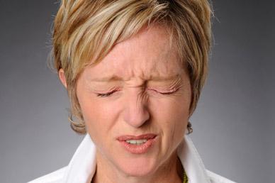 Eye irritation